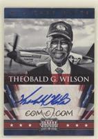 Theobald G. Wilson #/99