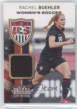 2012 Panini Americana Heroes & Legends - US Women's Soccer Team - Materials [Memorabilia] #18 - Rachel Buehler /199
