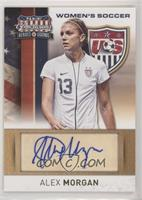 Alex Morgan #/159