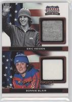 Bonnie Blair, Eric Heiden /99
