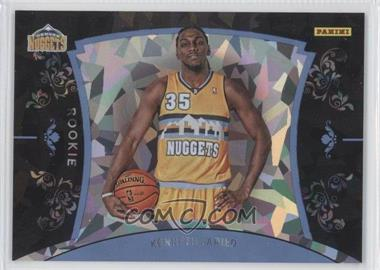 2012 Panini Black Friday - [Base] - Cracked Ice #37 - Kenneth Faried