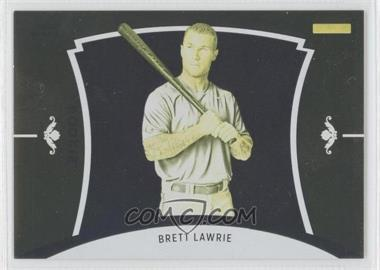 2012 Panini Black Friday - [Base] - Progressions Yellow #42 - Brett Lawrie