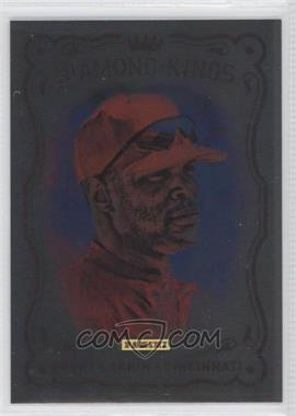 2012 Panini Black Friday - Kings #4 - Barry Larkin