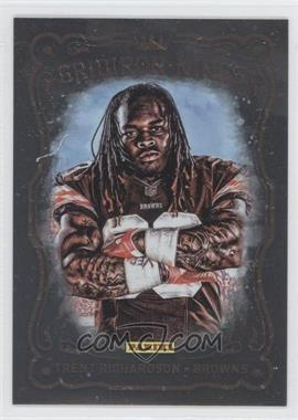 2012 Panini Black Friday - Rookie Kings #4 - Trent Richardson