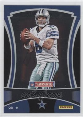 2012 Panini Black Friday - Thanksgiving Classic #3 - Tony Romo