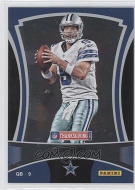 2012 Panini Black Friday - Thanksgiving Classic #3 - Tony Romo