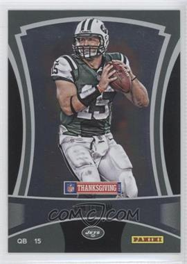 2012 Panini Black Friday - Thanksgiving Classic #6 - Tim Tebow