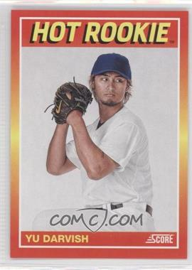 2012 Panini Fall Expo - Score Hot Rookies #16 - Yu Darvish /399