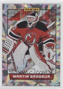 2012 Panini National Convention - [Base] - Cracked Ice #12 - Martin Brodeur