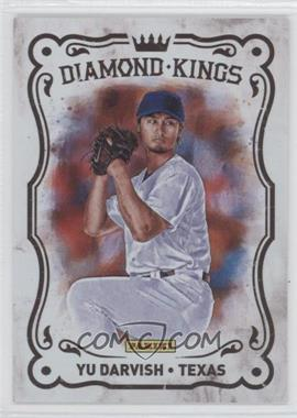 2012 Panini National Convention - Diamond Kings #BK1 - Yu Darvish