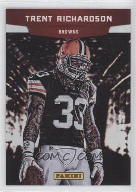 2012 Panini National Convention - RG Collection #3 - Trent Richardson