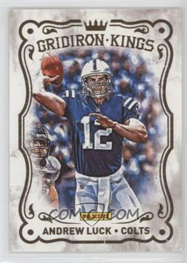 2012 Panini National Convention VIP - Kings #2 - Andrew Luck