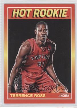 2012 Panini Toronto Fall Expo - Score Hot Rookies #22 - Terrence Ross /399