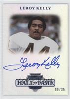 Leroy Kelly /35