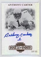 Anthony Carter #/99