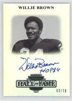 Willie Brown /10