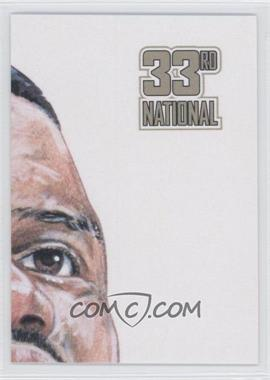 2012 Sportkings National Convention VIP Puzzle Card - [Base] #DARO.3 - David Robinson (Top Right)