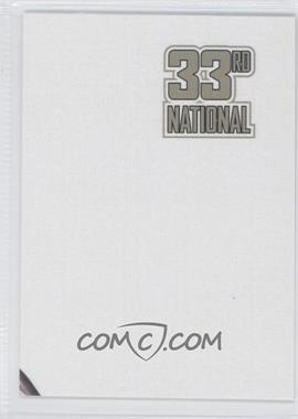 2012 Sportkings National Convention VIP Puzzle Card - [Base] #MAOW.3 - Man O'War (Top Right)