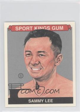 2012 Sportkings Series E - [Base] - Mini Silver #SALE - Sammy Lee /7
