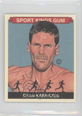 2012 Sportkings Series E - [Base] - Mini #243 - Dean Karnazes