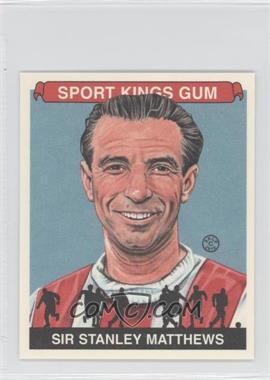 2012 Sportkings Series E - [Base] - Mini #249 - Sir Stanley Matthews