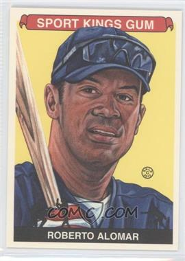 2012 Sportkings Series E - [Base] - Premium Back #212 - Roberto Alomar