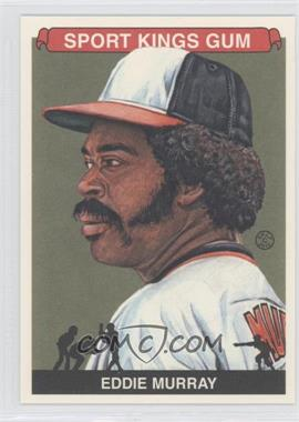 2012 Sportkings Series E - [Base] - Premium Back #215 - Eddie Murray