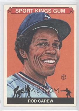 2012 Sportkings Series E - [Base] - Premium Back #216 - Rod Carew