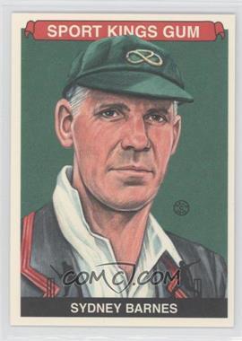 2012 Sportkings Series E - [Base] - Premium Back #226 - Sydney Barnes