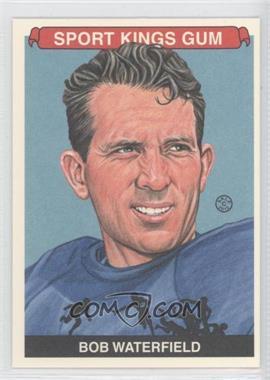 2012 Sportkings Series E - [Base] - Premium Back #231 - Bob Waterfield