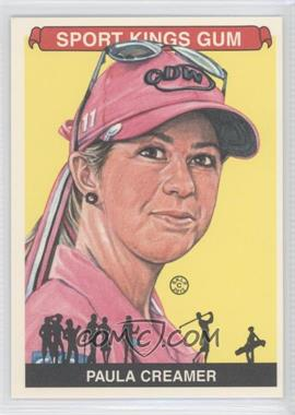 2012 Sportkings Series E - [Base] - Premium Back #236 - Paula Creamer