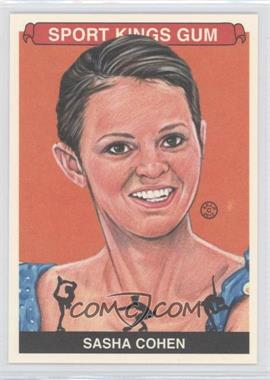 2012 Sportkings Series E - [Base] - Premium Back #247 - Sasha Cohen