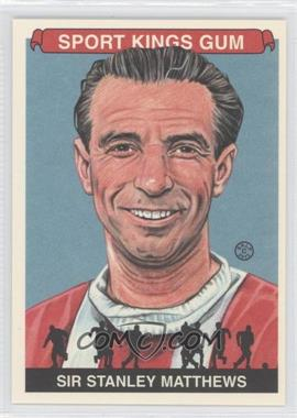 2012 Sportkings Series E - [Base] - Premium Back #249 - Stanley Matthews