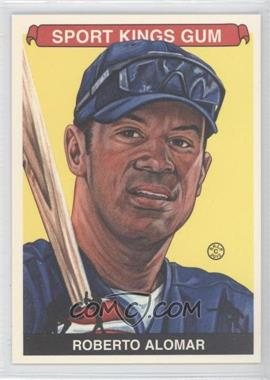 2012 Sportkings Series E - [Base] #212 - Roberto Alomar