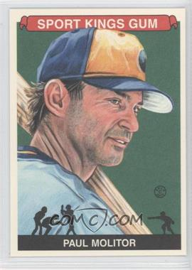 2012 Sportkings Series E - [Base] #214 - Paul Molitor