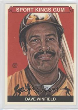 2012 Sportkings Series E - [Base] #217 - Dave Winfield
