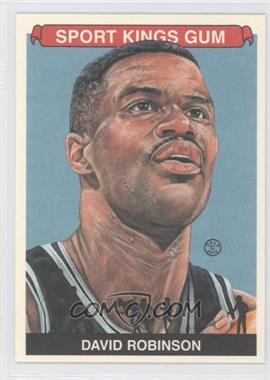 2012 Sportkings Series E - [Base] #219 - David Robinson