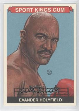 2012 Sportkings Series E - [Base] #225 - Evander Holyfield