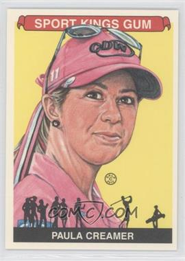 2012 Sportkings Series E - [Base] #236 - Paula Creamer