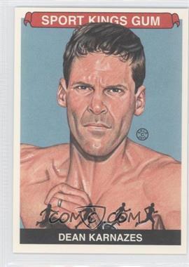 2012 Sportkings Series E - [Base] #243 - Dean Karnazes