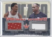Scottie Pippen, Frank Thomas #/30