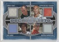 Gordie Howe, Superstar Billy Graham, Rod Carew, Martina Navratilova /40