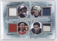 Eddie Murray, Joe Sakic, Scottie Pippen, Gale Sayers #/30