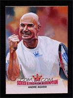 Andre Agassi #1/1