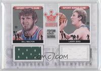 Bill Walton, Larry Bird /19
