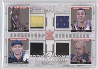 Seattle Slew, Isiah Thomas, Payne Stewart, Tito Ortiz /10