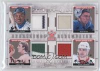 Tony Gwynn, Bob Hayes, Larry Bird, Steve Yzerman #7/10