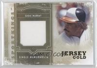 Eddie Murray #/10