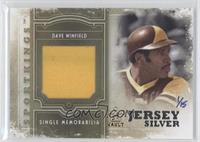 Dave Winfield /15