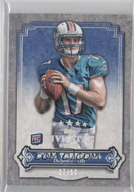 2012 Topps Five Star Club - [Base] #FSC-10 - Ryan Tannehill /50